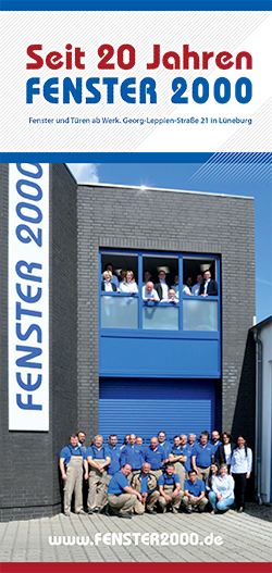Fenster 2000 Flyer